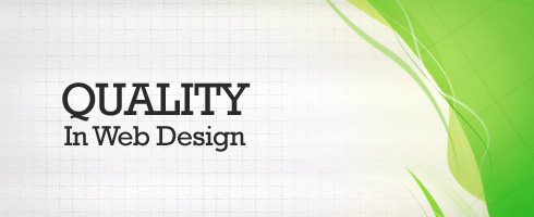 quality in web design